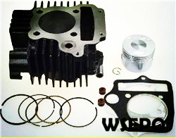 Wholesale LF 110 1P53FMH Engine Motorcycle Cylinder Block Set